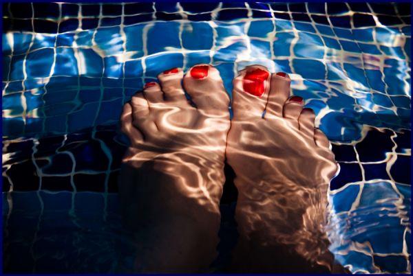 Peus banyats / Wet feet