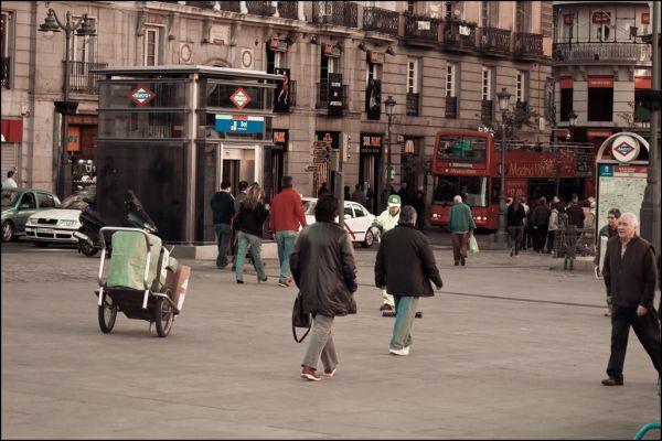 Passeig Madrileny / Madrid tour