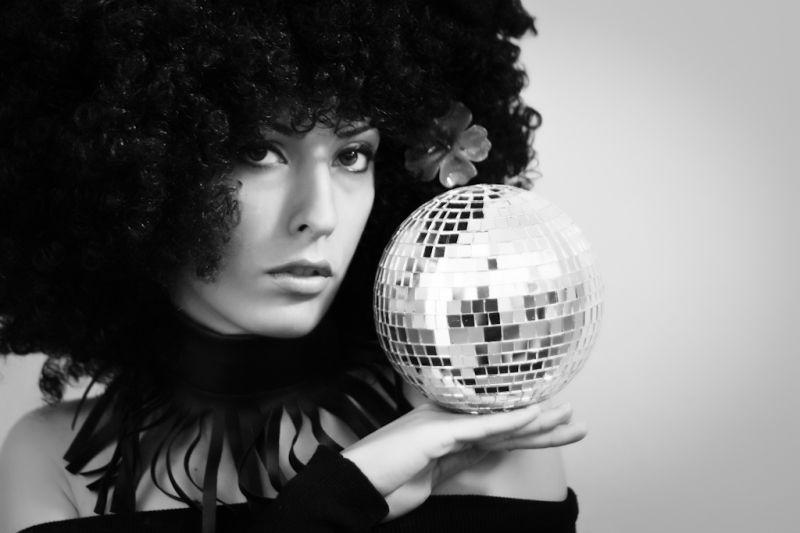Noia Disco Afro III /Afro Disco Girl III