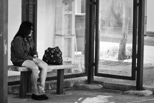 Tota sola / Alone