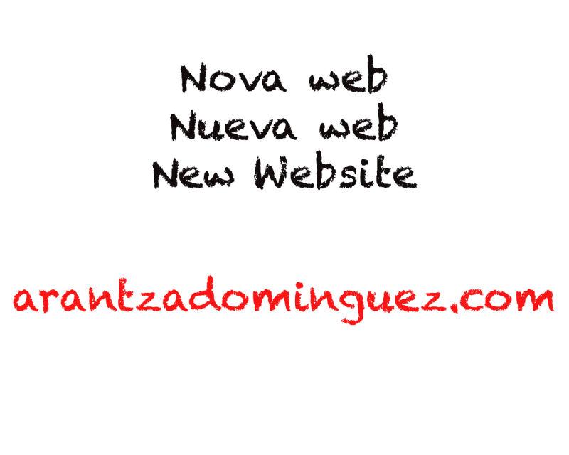 Nova Web / New Website