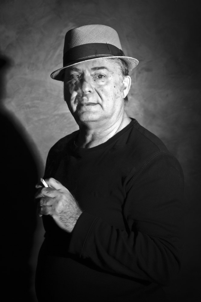L'home del barret  II / Man with hat II