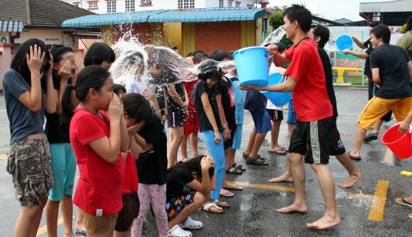 Splashhh !!!