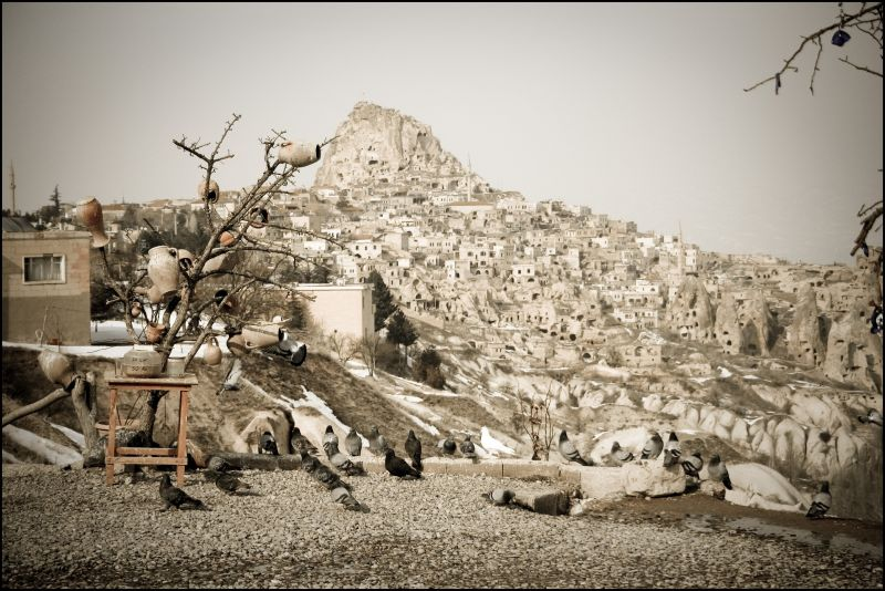 Capodocia, Turkey