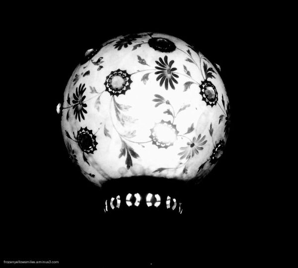 lampshade light