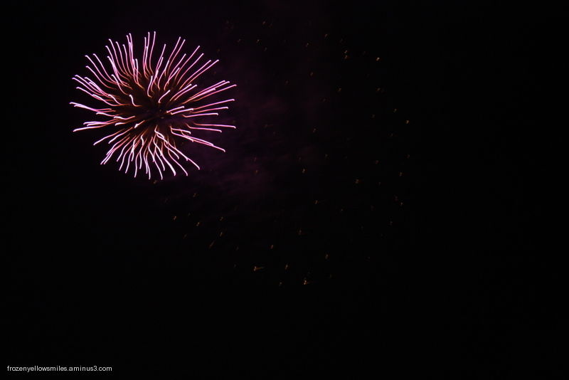 fireworks fire crackers photography long exposure