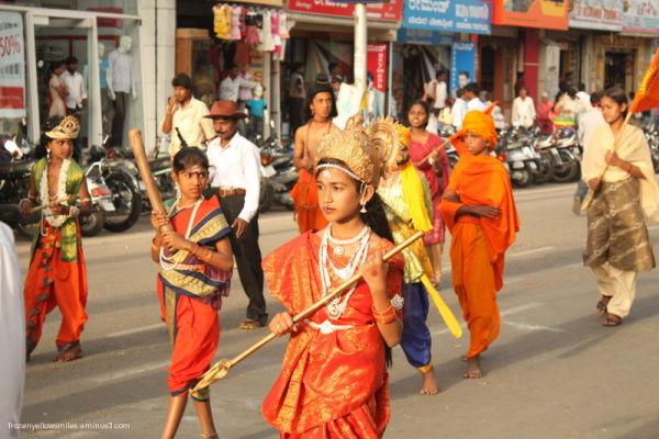 mysore ganesha street