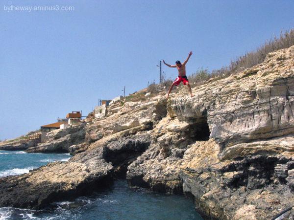 the jump #1