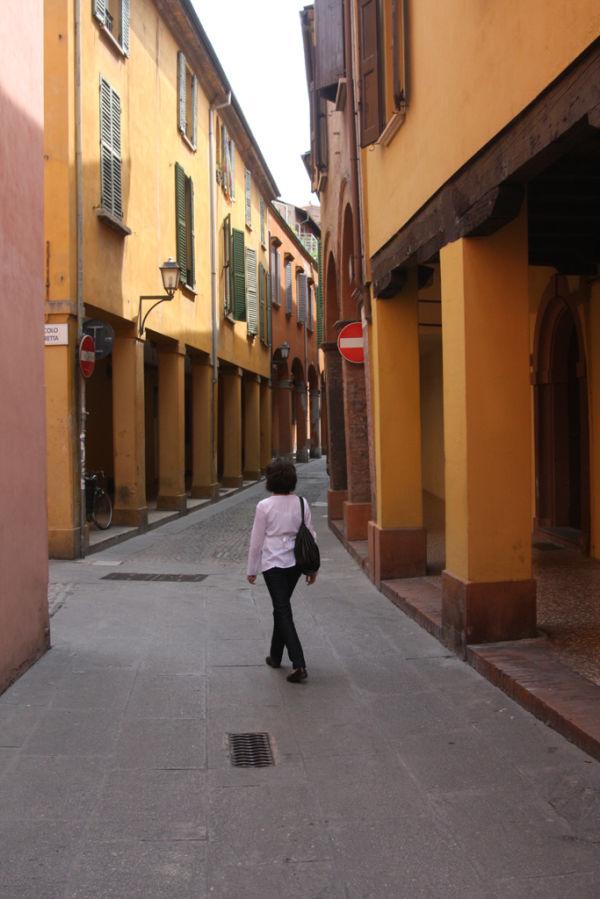 Bologna walk