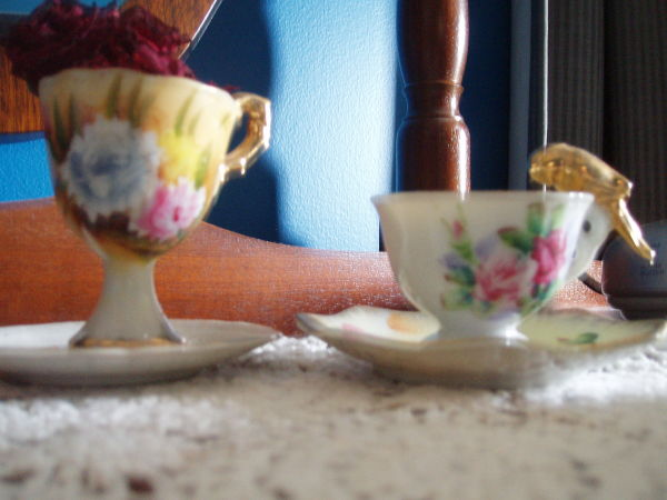 My china tea cups