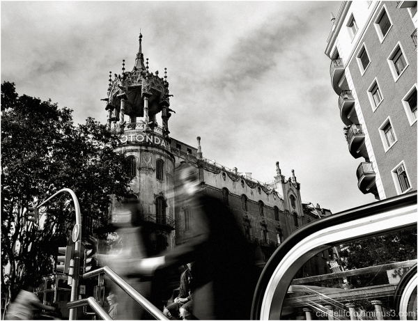 la rotonda - barcelona