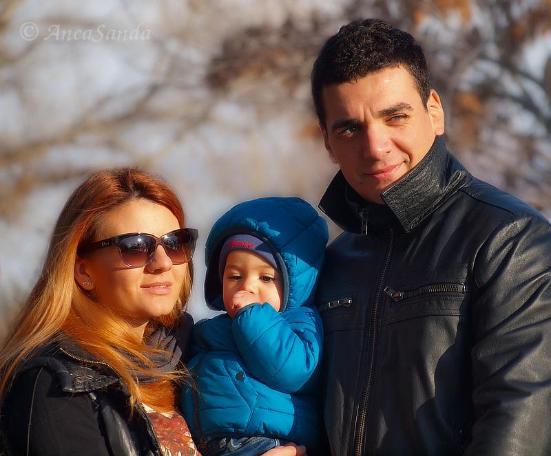 Alexandra, Matias şi Dragoş