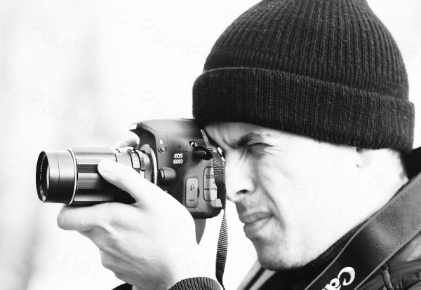 Manual lens (Super Takumar) photographer