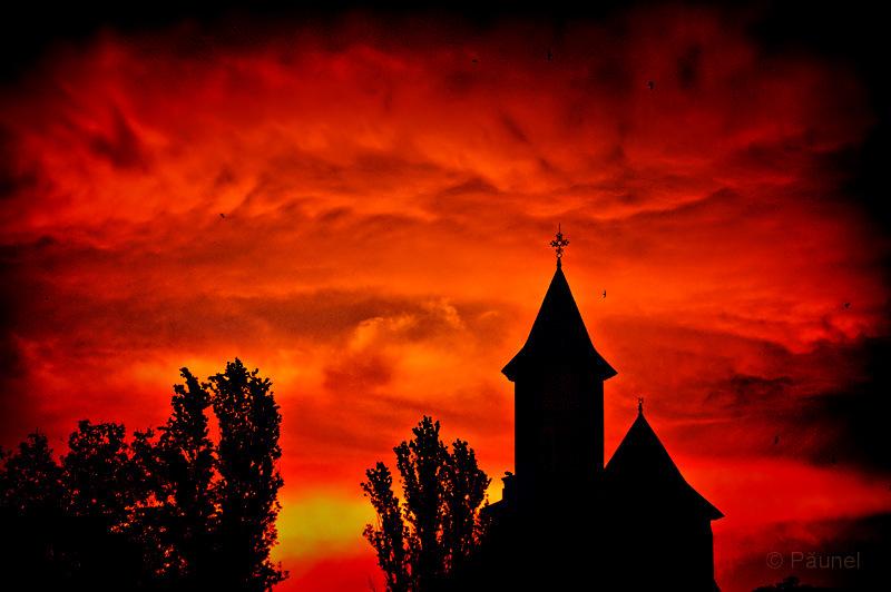 Heaven revenge ?