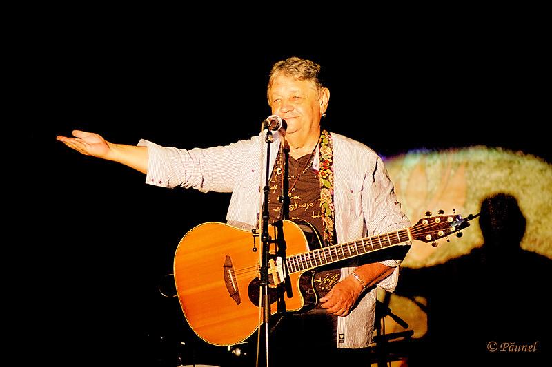 """Mircea Vintilă at """"Folk festival in Galaţi"""""""