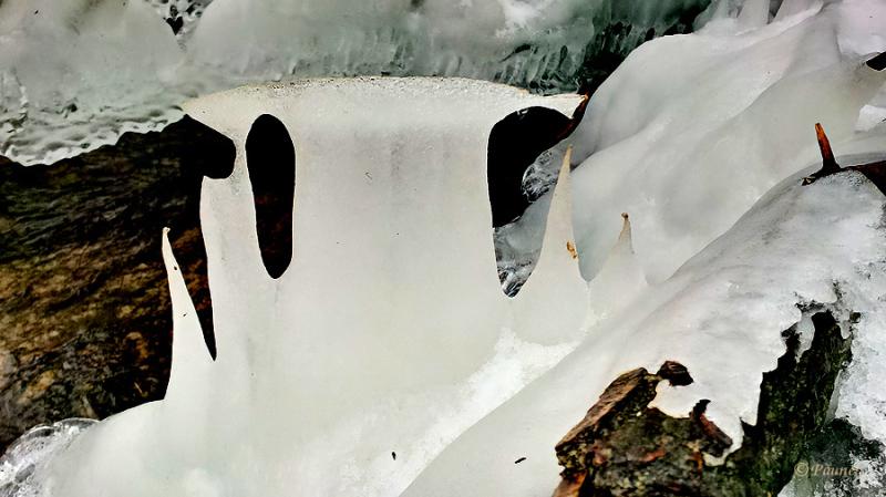 Forme de gheaţă