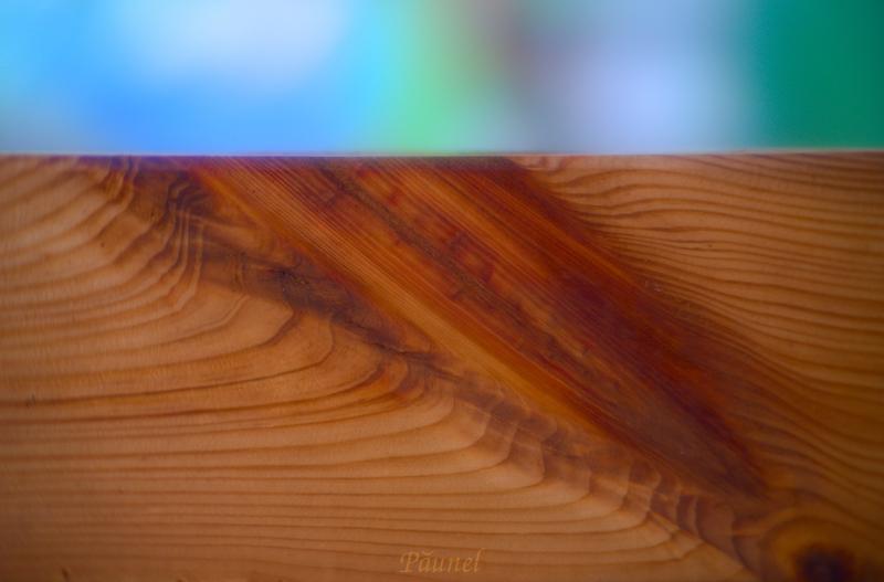 Sleep of wood