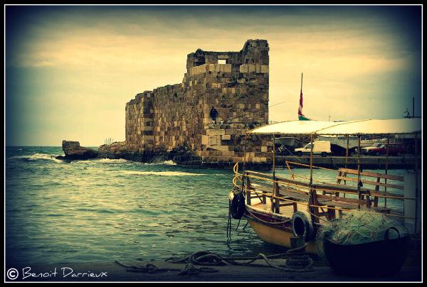 Boat Byblos