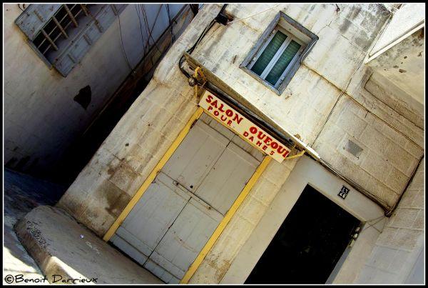 Salon pour dames, OUF OUI