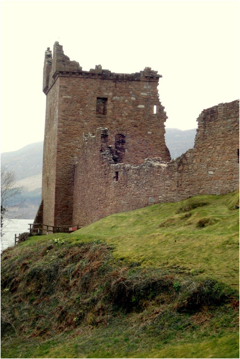 Urguhart Castle, Scotland