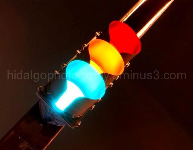 Tampa Street Light