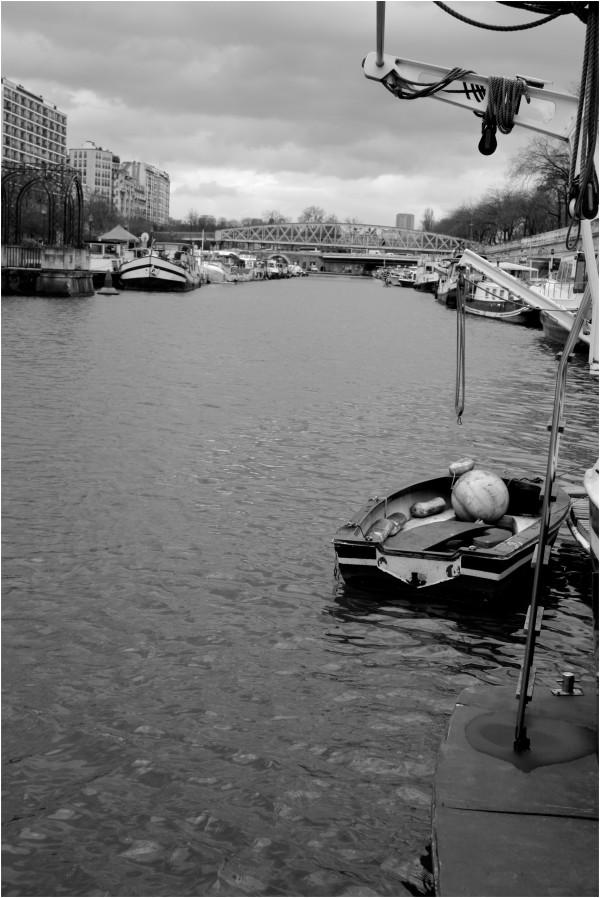 Port de plaisance (Bastille)