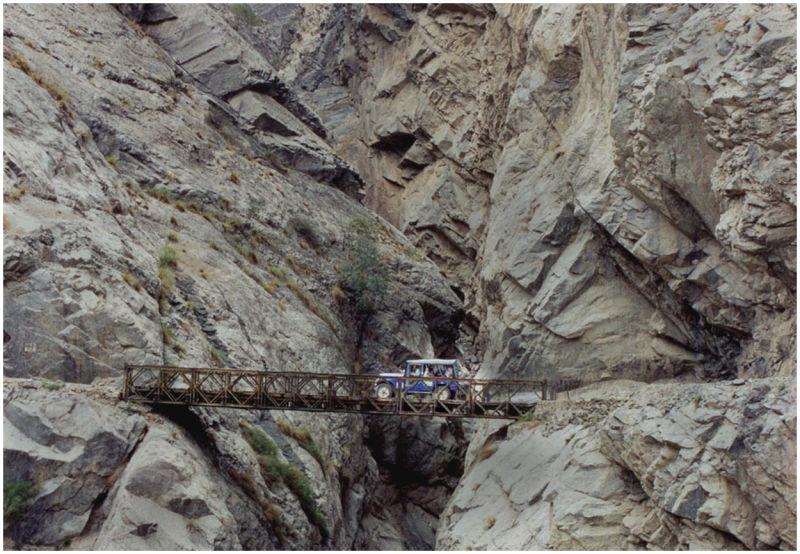 Valle del Hunza (2). Pakistan '01.