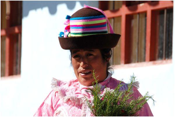 Norberta. Huamachuco, Peru '09