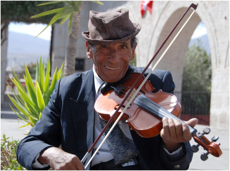 Isidro, Arequipa. Perú '09