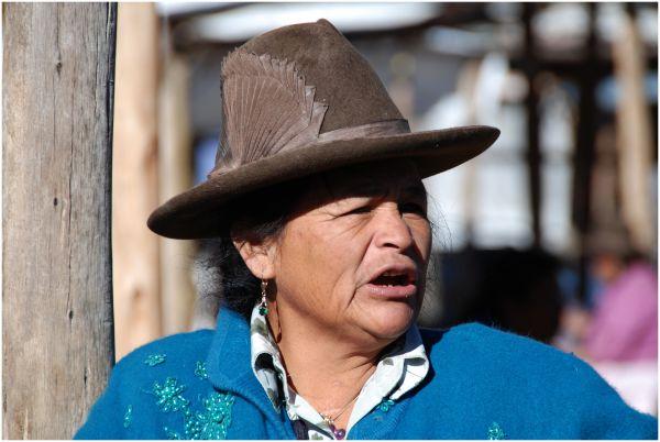 En el mercado. Trujillo, Perú '09