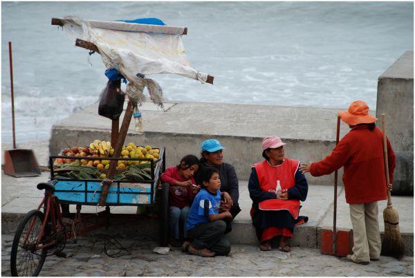 Playa de Huanchaco. Perú '09