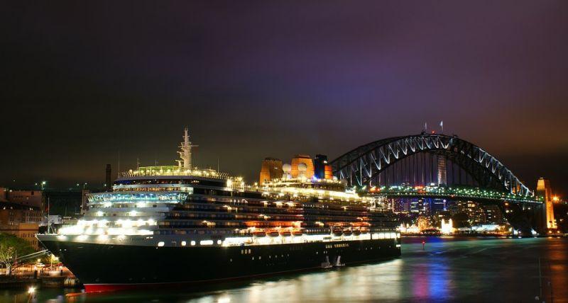 Sydney Light Show