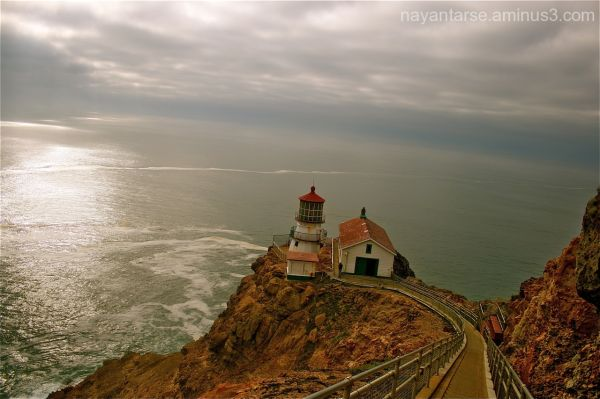 point reyes sfo california lighthouse