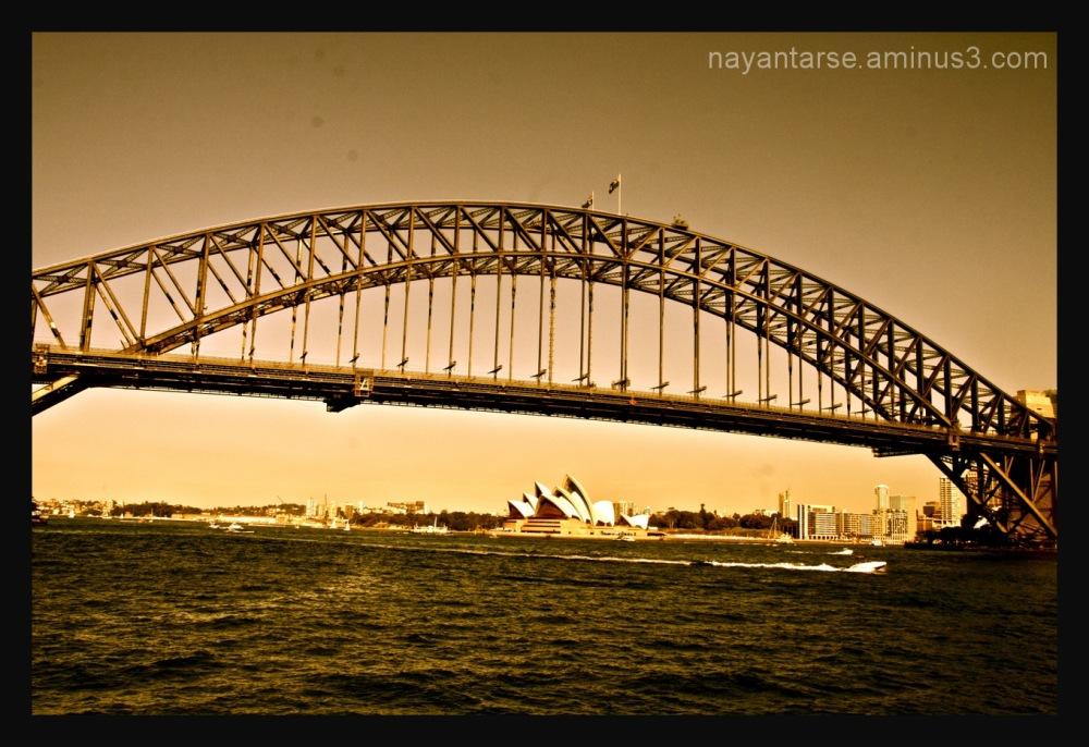Sydney Harbour Opera