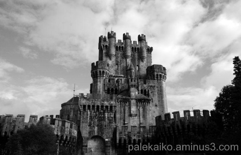 castillo butron