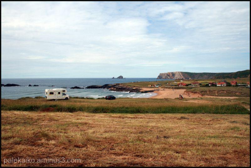 verdicio playa asturias
