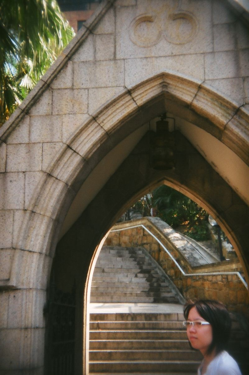 St Andrew's Church, Tsim Sha Tsui