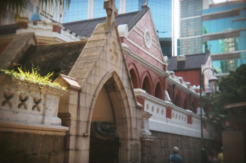 St Andrew's Church, Tsim Sha Tsui
