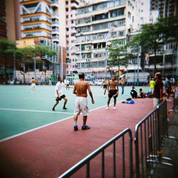 Fa Yuen Street Sports Centre, Kowloon
