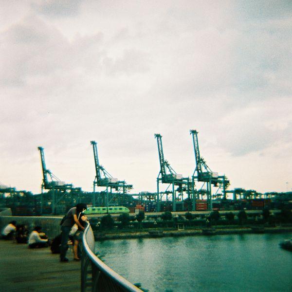 Keppel Harbour