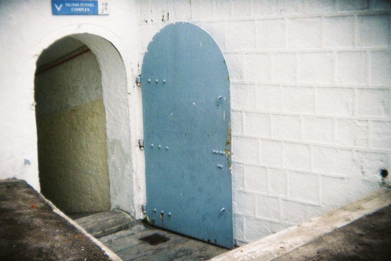 Siloso Tunnel Complex