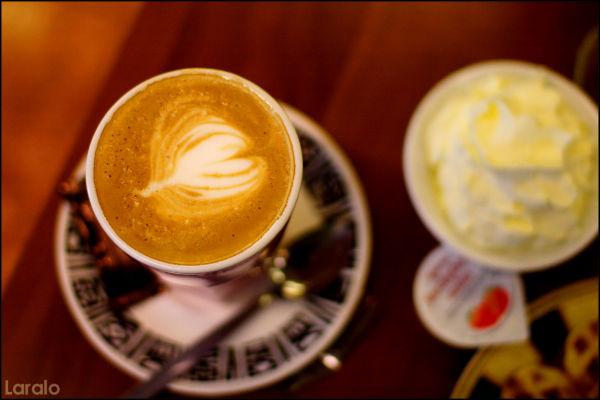 Grande caffè latte