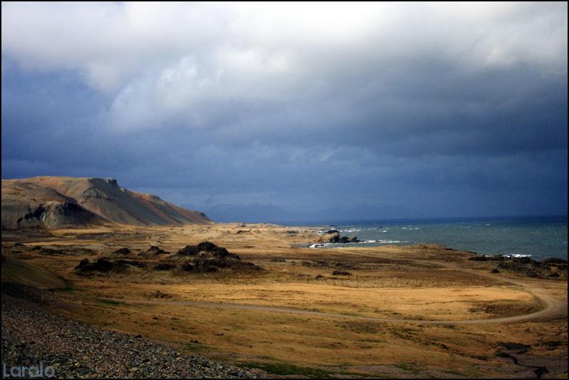 Sur les routes islandaises