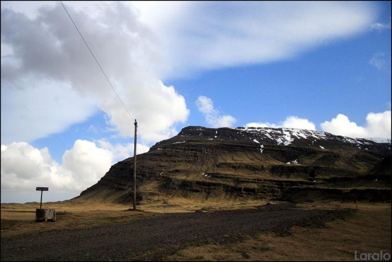 Flugustaðir, iceland