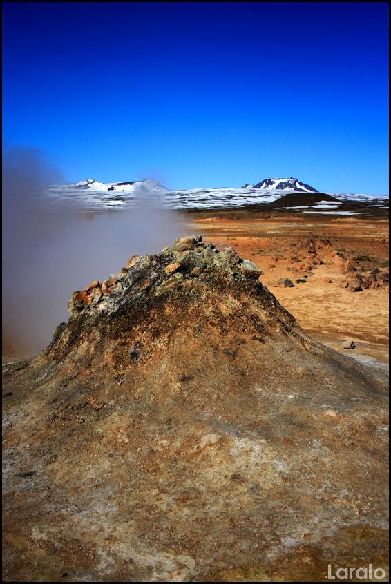 Námafjall, Mývatn, Iceland