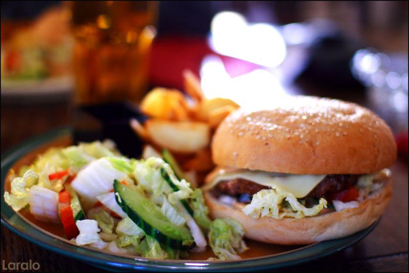 Mývatn, iceland, hamburger