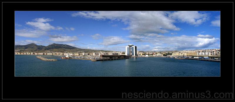 Edificio 5º centenario Melilla