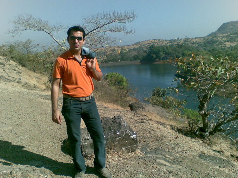 Hilly Area
