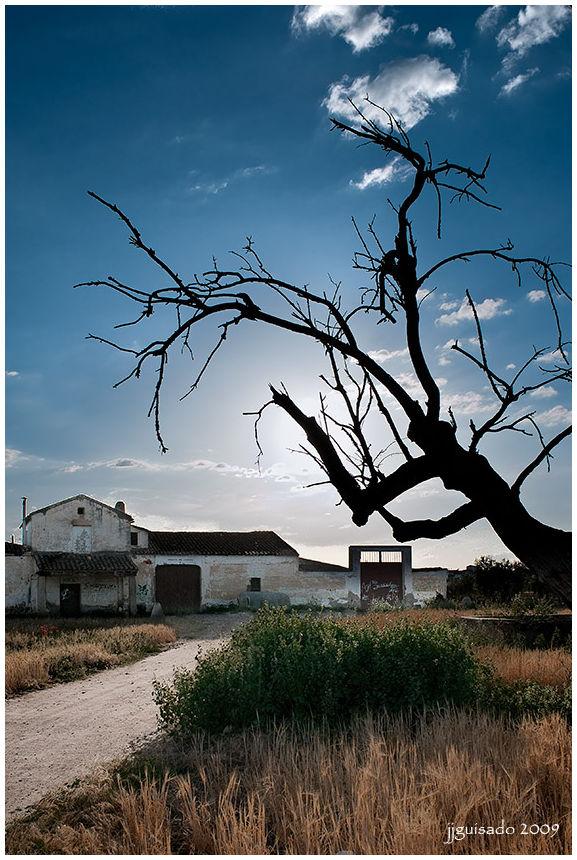 El fantasma del viejo molino