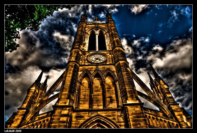The Devil's Church